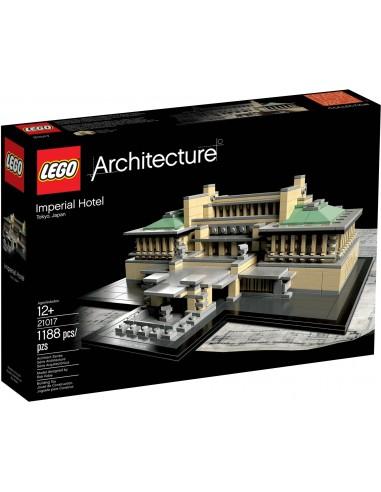 LEGO Architecture - Hôtel Imperial - 21017