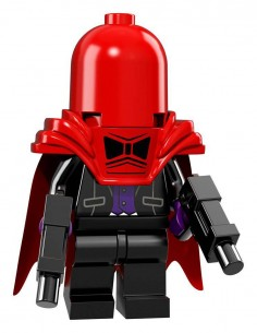 LEGO Série Batman Movie - Red Hood - 71017-11