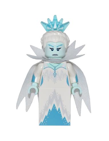 LEGO Série 16 - Reine de Glace - 71013-01