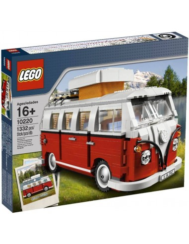 LEGO Exclusifs - Le Camping-Car Volkswagen T1 - 10220