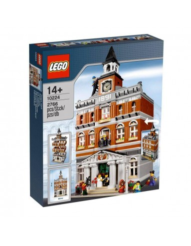 LEGO Modulaires - La Mairie - 10224