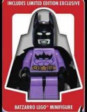 LEGO VIDEO - DVD La Ligue des Justiciers vs Bizarro [+ Goodies] - 0001