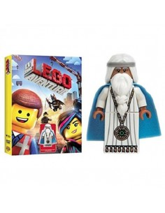 LEGO VIDEO - DVD COLLECTOR LEGO, La Grande Aventure + figurine Vitruvius - 0002