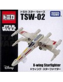 Les véhicules TOMICA - X Wing Star Fighter - TSW-02
