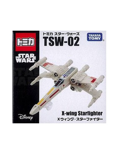 TOMICA - X Wing Star Fighter - TSW-02