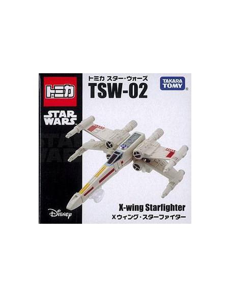 Tomica Star Wars - Star Wars X Wing Star Fighter - TSW-02