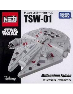 Les véhicules TOMICA - Millennium Falcon - TSW-01