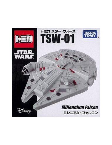 LEGO Tomica Star Wars - Star Wars Millennium Falcon - TSW-01