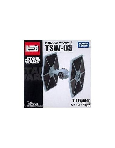 TOMICA - Tie Fighter - TSW-03