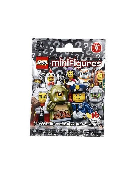 LEGO Série 9 - Série 9 - Sachet aléatoire - 71000