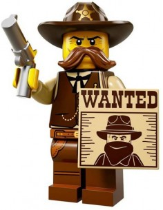 LEGO Série 13 - Le Shériff - 71008-02