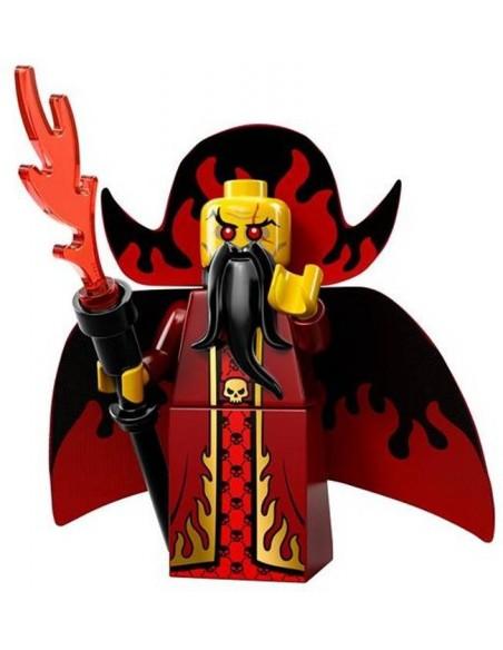 LEGO Série 13 - Le magicien maléfique - 71008-10