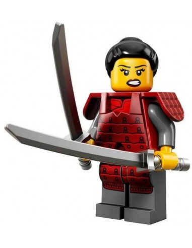 LEGO Série 13 - Le samurai - 71008-12
