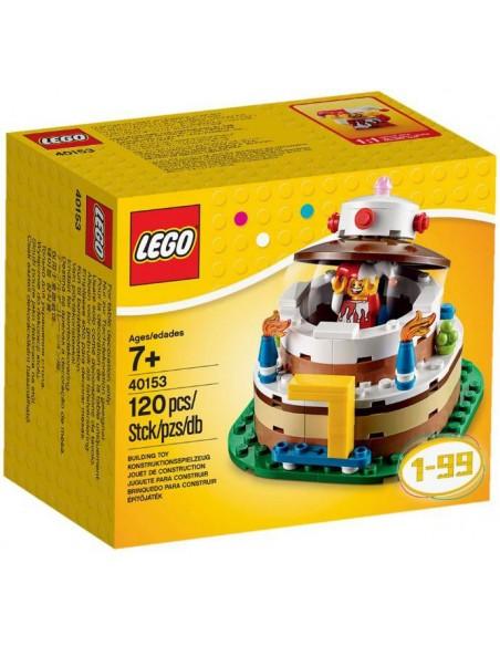 LEGO Exclusifs - Birthday Cake - 40153