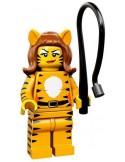 LEGO Série 14 - Tiger Woman - 71010-09