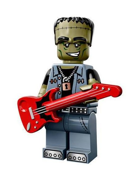 LEGO Série 14 - Monster Rocker - 71010-12