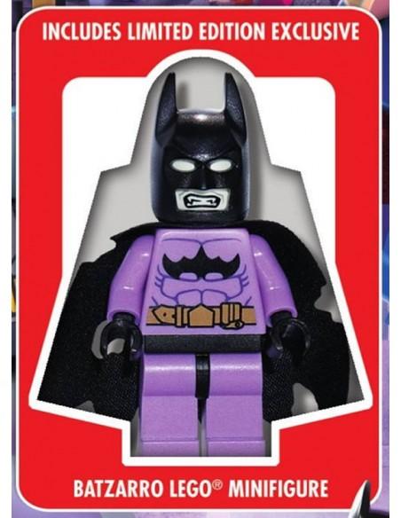 LEGO Minifig Super heroes - Lego Batman batzarro édition limitée - 0006