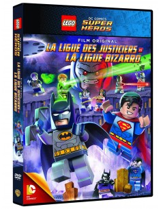 LEGO VIDEO - DVD La ligue des justiciers vs La ligue Bizarro - 0007
