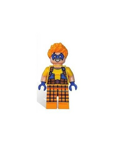 LEGO Minifig Super heroes - Lego Trickster édition limitée - 0010