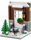 LEGO Exclusifs - Scène hivernale - 40124