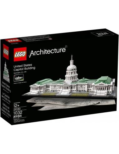 LEGO Architecture - Le Capitole des États-unis - 21030