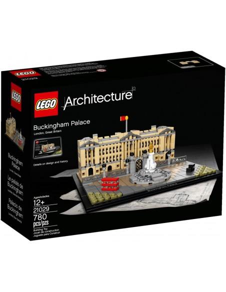 LEGO Architecture - Le Palais de Buckingham - 21029