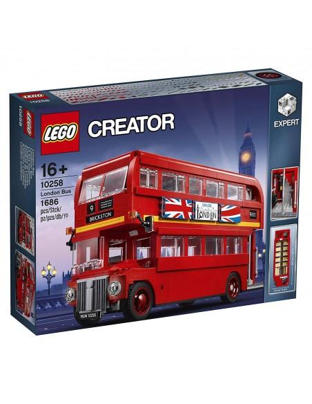 LEGO Creator - Bus londonien - 10258