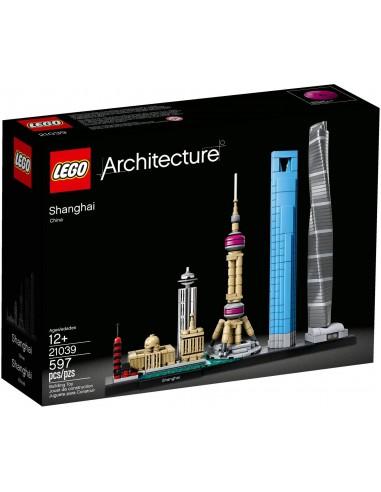 LEGO Architecture - Shanghai - 21039