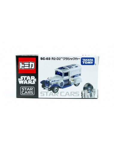 LEGO Les véhicules TOMICA - Star Cars R2-d2 Classic Car - SC-03