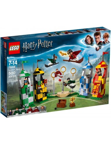 LEGO Harry Potter - Le match de...