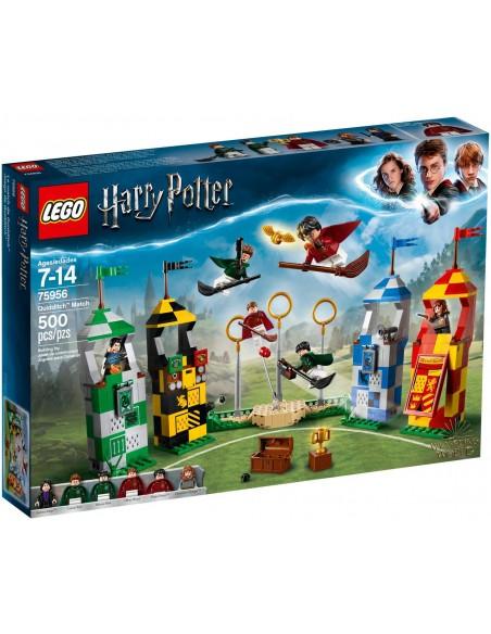 LEGO Harry Potter - Le match de Quidditch - 75956