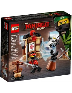 LEGO The Ninjago Movie - L'entraînement au Spinjitzu - 70606