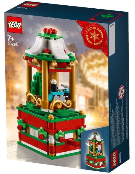 LEGO Exclusifs - Le manège de Noel - 40293