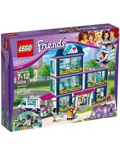 LEGO Friends - L'hôpital d'Heartlake City - 41318