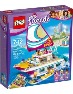 LEGO Friends - Le Catamaran - 41317