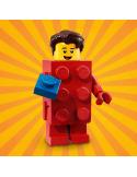 LEGO Série 18 - Brick Suit Guy - 71021-02