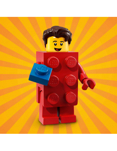 LEGO Série 18 - Brick Suit Guy -...