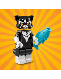 LEGO Série 18 - Cat Costume Girl - 71021-12
