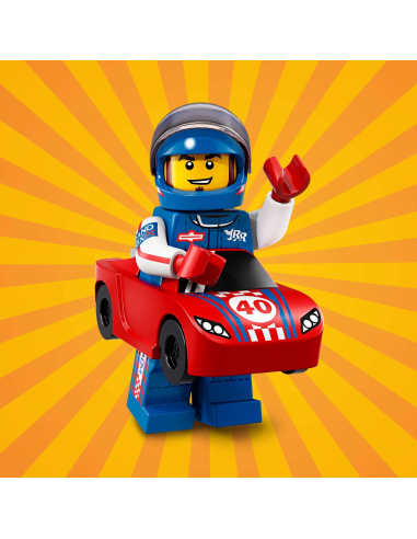 LEGO Série 18 - Race Car Guy - 71021-13