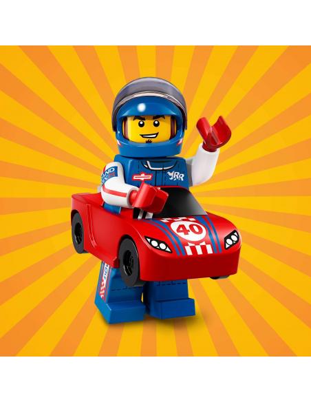 LEGO Série 18 - Race Car Guy - 71021-13