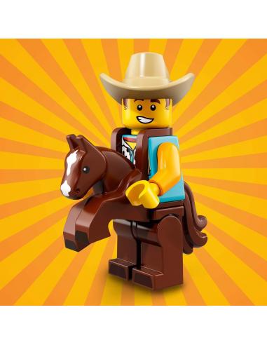 LEGO Série 18 - Cowboy Costume Guy - 71021-15
