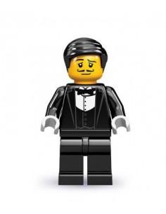 LEGO Série 9 - Waiter - 71000-01