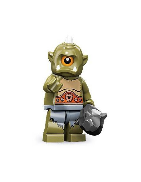 LEGO Série 9 - Cyclope - 71000-02