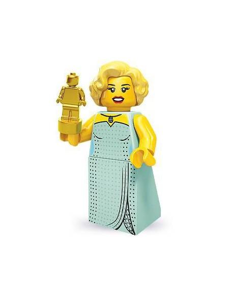 LEGO Série 9 - Hollywood Starlet - 71000-03