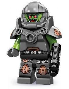 LEGO Série 9 - Alien Avenger - 71000-11