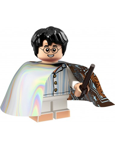 LEGO Série Harry Potter et les Animaux Fantastiques - Harry Potter Invisibility Cloak - 71022-15