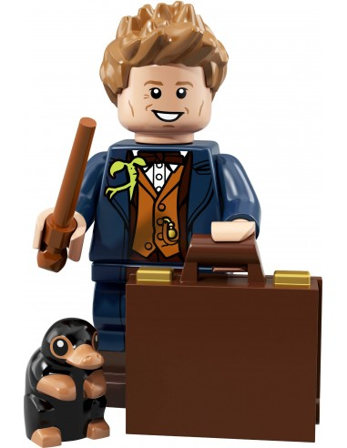 LEGO Série Harry Potter et les Animaux Fantastiques - Newt Scamander - 71022-17