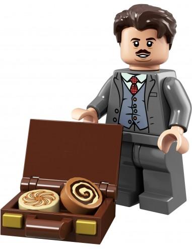 LEGO Série Harry Potter et les Animaux Fantastiques - Jacob Kowalski - 71022-19