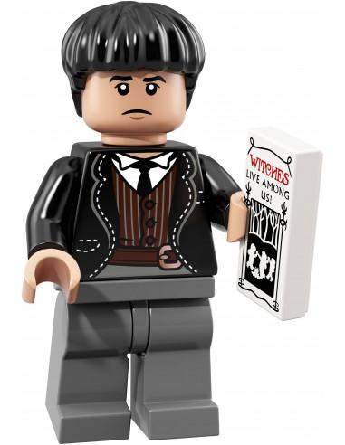 LEGO Série Harry Potter et les Animaux Fantastiques - Credence Barebone - 71022-21