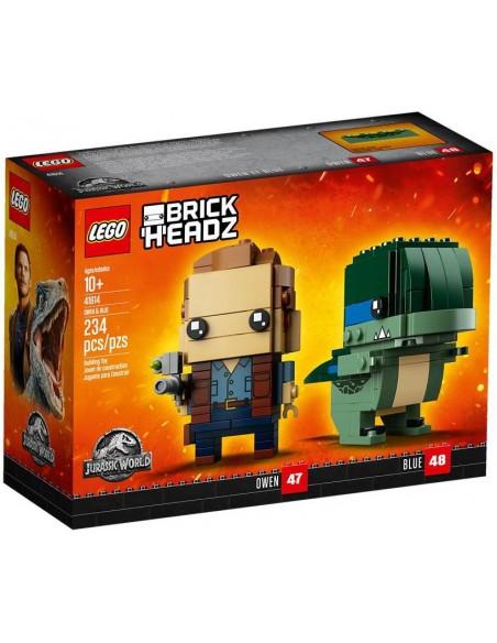 LEGO BrickHeadz - Owen & Blue - 41614